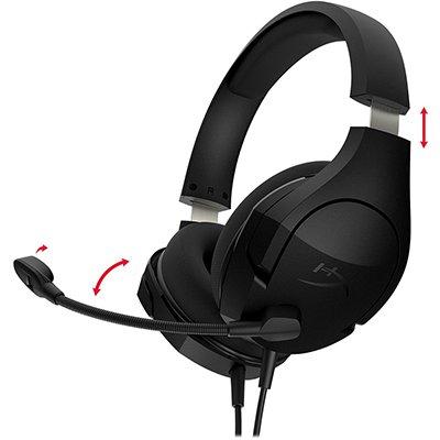 Headset Gamer Cloud Stinger Core PC HX-HSCSC2- HyperX CX 1 UN