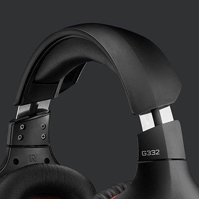 Headset Gamer P2 G332 Logitech G CX 1 UN