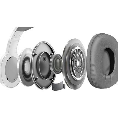 Headphone Bluetooth e entrada microSD EPB-MS1SL Elg CX 1 UN