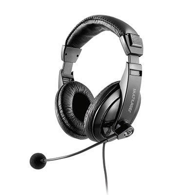 Headset P2 Profissional Giant PH049 Multilaser CX 1 UN