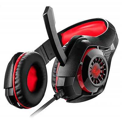 Headset Gamer P2/USB Warrior Rama PH219 Warrior CX 1 UN