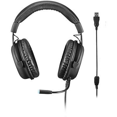 Headset Gamer USB 7.1 Warrior Volker PH258 Warrior CX 1 UN