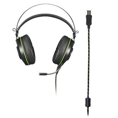 Headset Gamer USB 7.1 Warrior Raiko PH259 Warrior CX 1 UN