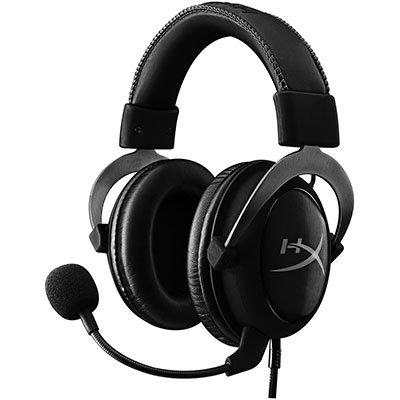 Headset Gamer P2/USB HyperX Cloud II 7.1 KHX-HSCPGM HyperX CX 1 UN