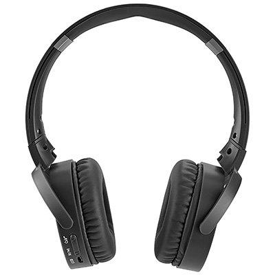 Headphone Bluetooth Premium preto SD/AUX/FM PH264 Multilaser CX 1 UN