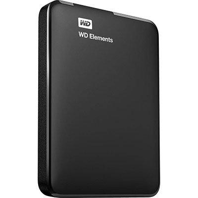 HD externo 1tb usb portátil Elements Western Digital CX 1 UN