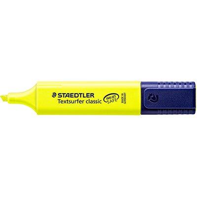 Pincel marca texto amarelo Textsurfer 3641BKDA03 Staedtler PT 1 UN