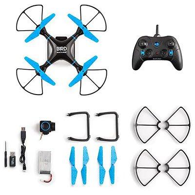 Drone Bird ES255 Multilaser CX 1 UN
