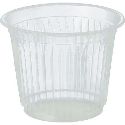 Copo plástico descartável 50ml PP Biodegradável CFB050 Copobras PT 100 UN