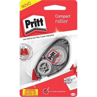 Corretivo em fita 4,2mmx10m compact Pritt 1905652 Henkel BT 1 UN