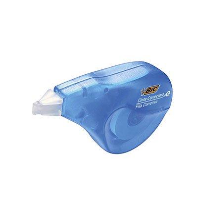 Corretivo em fita 4mmx12m Super Tape azul 891820 BIC BT 1 UN