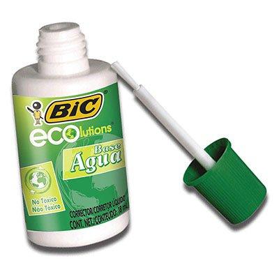 Corretivo líquido 18ml água 930761 BIC BT 1 UN
