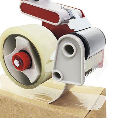 Aplicador de fita adesiva p/embalagens 50mm T15210 Easy Office CX 1 UN
