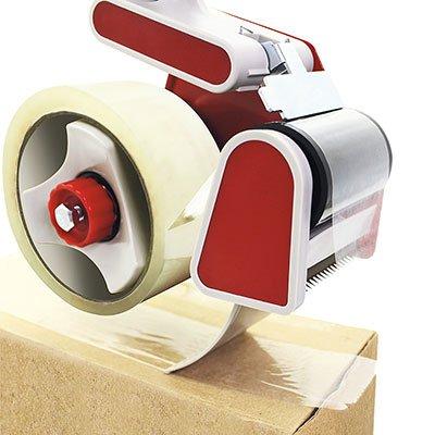 Aplicador de fita adesiva p/embalagens 50mm T15010 Easy Office CX 1 UN