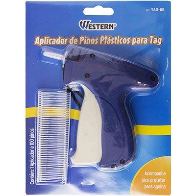 Aplicador de tag pinos plasticos TAG-88 Western BT 1 UN