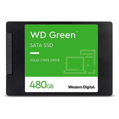 SSD WD Green Sata - 480gb Western Digital CX 1 UN