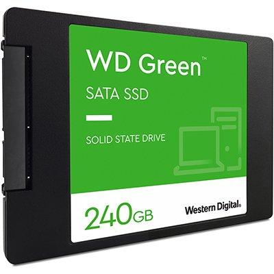 SSD WD Green Sata - 240gb Western Digital CX 1 UN