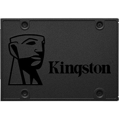 SSD 240GB 500mbs, Leitura 500MB/s, Gravação 350MB/s - Kingston BT 1 UN