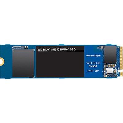 SSD WD Blue SN550 M.2 250GB WDS250G2, Leitura 2400MB/s, Gravação 950MB/s - Western Digital CX 1 UN