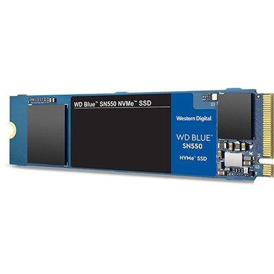 SSD WD Blue SN550 M.2 500GB WDS500G2, Leitura 2400MB/s, Gravação 1750MB/s - Western Digital CX 1 UN