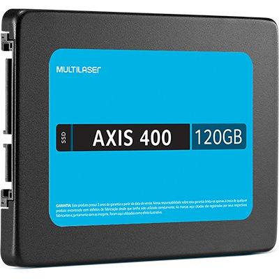 SSD Axis 120gb SS101 Multilaser CX 1 UN