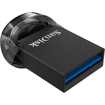 Pen Drive 16gb USB 3.0 Ultra Fit SDCZ430 SanDisk BT 1 UN