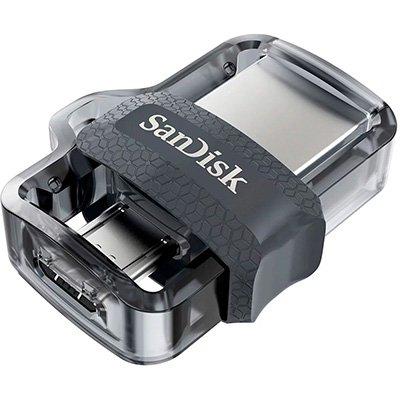 Pen Drive Dual Drive 32gb micro usb 3.0 SanDisk BT 1 UN