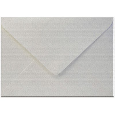 Envelope 80g visita 115x80 linho branco 5452 Romitec CX 100 UN