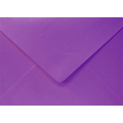 Envelope 80g comercial 114x162 roxo 3057R Romitec PT 50 UN