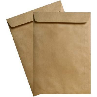 Envelope saco kraft natural 80g 114x162 20skn Celucat CX 1000 UN