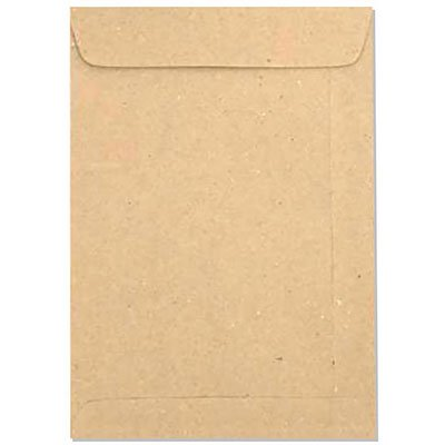 Envelope saco kraft natural 75g 176x250 000161R Romitec CX 10 UN