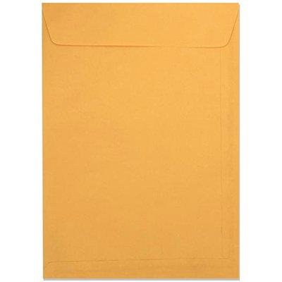 Envelope saco kraft ouro 75g 162x229 kr-23 5738 Romitec CX 100 UN