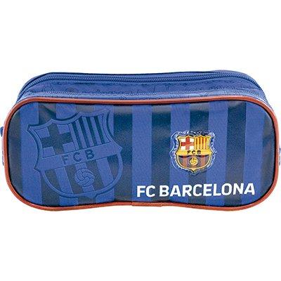 Estojo escolar poli. duplo Barcelona Blaugrana 8985 Xeryus PT 1 UN