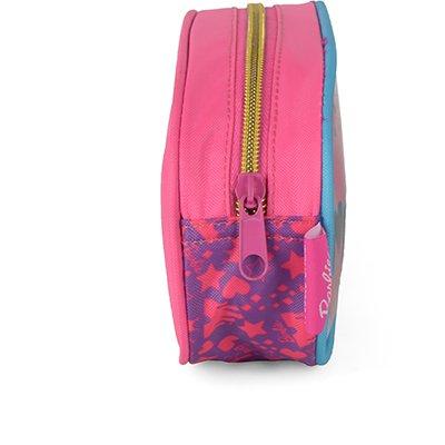 Estojo escolar poli. Barbie EI35874BB pink 0310 Luxcel PT 1 UN