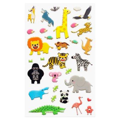 Adesivo stick animal 15S-C511.3 Funny Sticker PT 1 UN