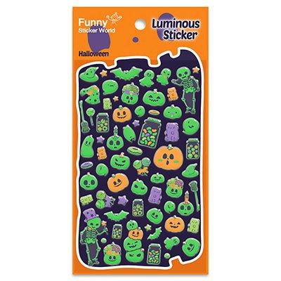 Adesivo stick halloween 15S-C564 Funny Sticker PT 1 UN