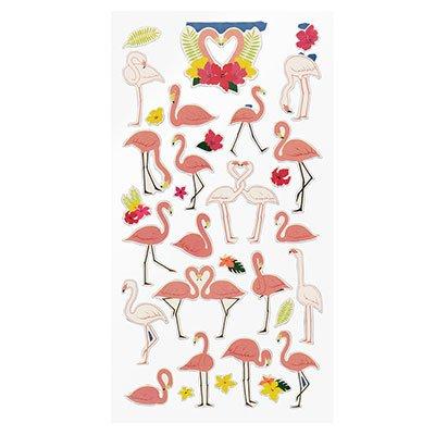 Adesivo stick flamingo AT-010 Funny Sticker PT 1 UN