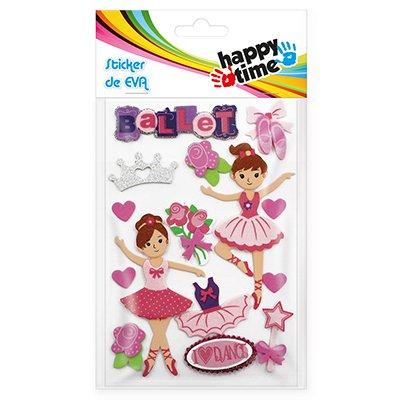 Adesivos EVA Bailarina 50782 Happy-time PT 1 UN