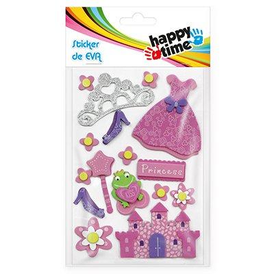 Adesivos EVA Princesas 50369 Happy-time PT 1 UN