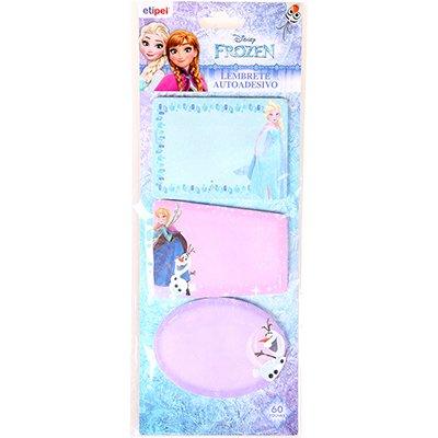 Adesivo stick Frozen notas adesivas DYP-305 Etipel PT 1 UN