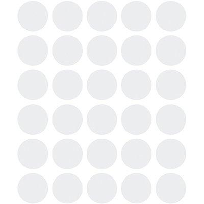 Etiqueta adesiva p/ codificação 16mm transparente TP16TR Pimaco PT 150 UN