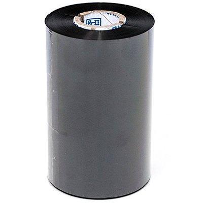 Ribbon cera Premium para impressora térmica (código de barras) 110mmx360m Kurz PT 1 UN