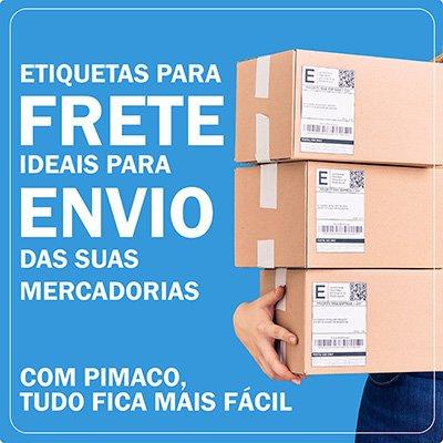 Etiqueta ink-jet/laser A4 143,4X199,9 368 Pimaco PT 200 UN