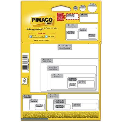 Etiqueta ink-jet/laser A5 12,0x26,0 multiuso Q-1226 Pimaco PT 924 UN