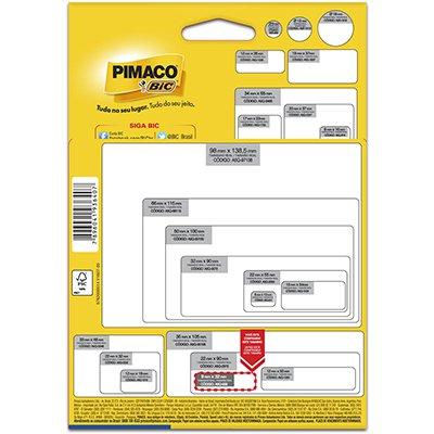Etiqueta ink-jet/laser A5 9,0x32,0 multiuso Q-932 Pimaco PT 840 UN