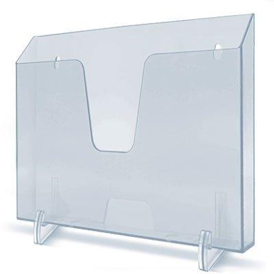 Organizador de escritório horizontal cristal 862.1 Acrimet CX 1 UN