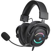 Headset Gamer USB 7.1 RGB Light, DHE-8006,  9NG19AA, HP - CX 1 UN