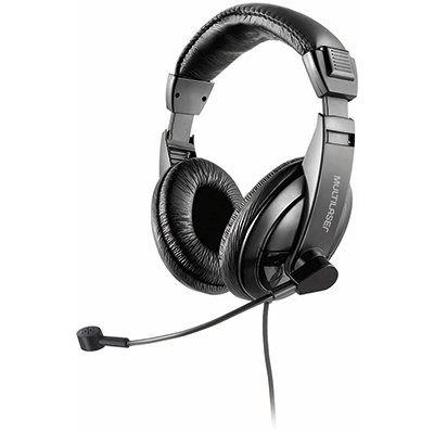 Headset USB Profissional Giant PH245 Multilaser BT 1 UN