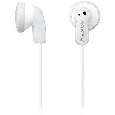 Fone de ouvido branco E9LPW Sony BT 1 UN