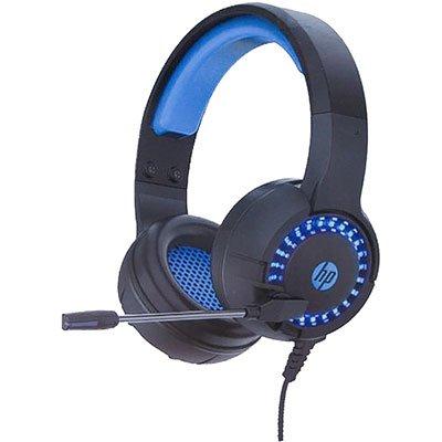 Headset Gamer P3/P2 adapter com USB blue light DHE-8011UM, 194R0AA, HP - CX 1 UN
